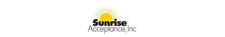 Sunrise Acceptance and Midsouth Acceptance Logos